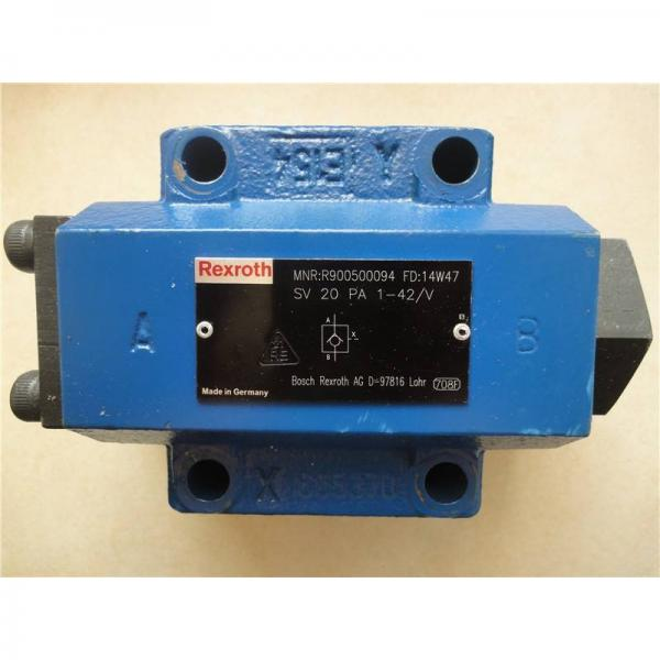 REXROTH SV 10 PA1-4X/ R900483369 Check valves #1 image